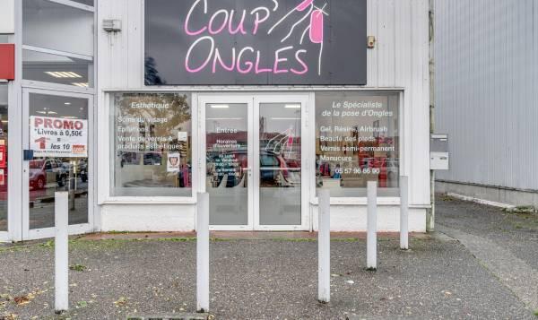 Coup'Ongles Bouliac