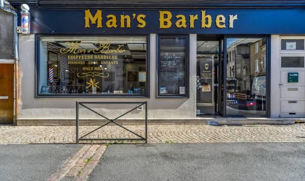 Man's barber