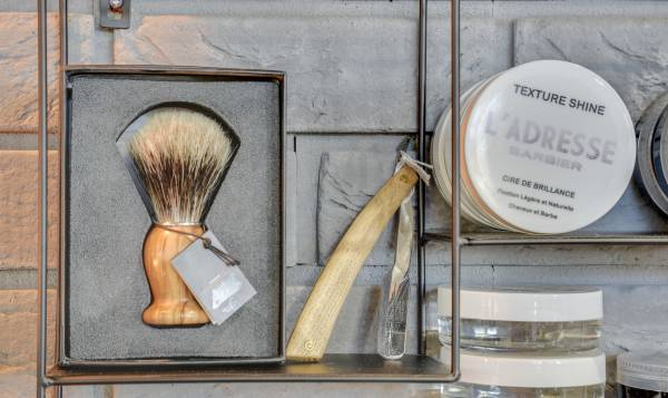 L'Adresse - Barbier