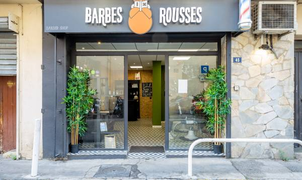 Barbes Rousses Toulon
