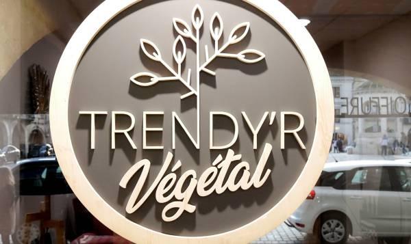 Trendy'r Vegetal inspiration Charlène Marincamp Libourne