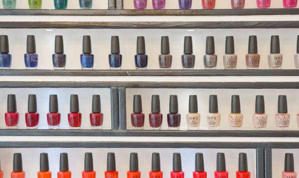 Nails Monceau