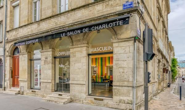 LE SALON DE CHARLOTTE