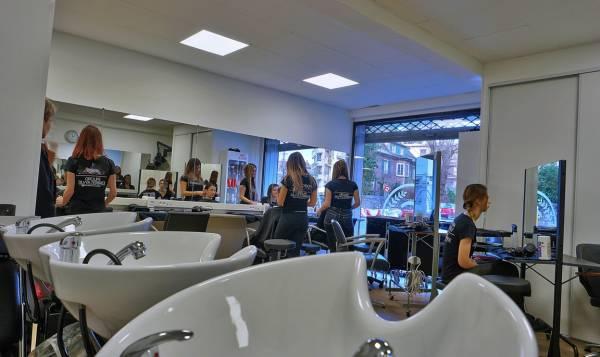 Silvya Terrade - Annemasse - Centre d'application de l'École Privée d'Esthétique et de Coiffure Silvya Terrade