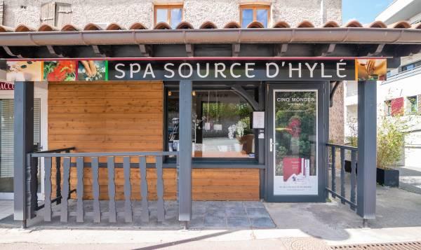 Spa source d'Hylé