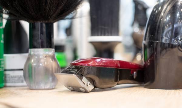 Barber designer place de la mairie