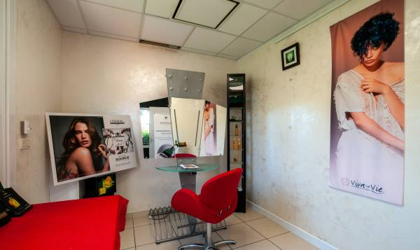 Viva la vie by coiffure Aimée