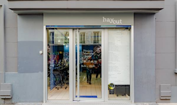 Haycut Paris 11