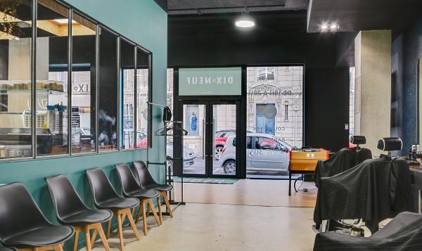 Dix-Neuf BarberShop