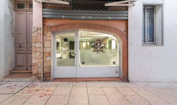 Barber Shop Le Vallaurien