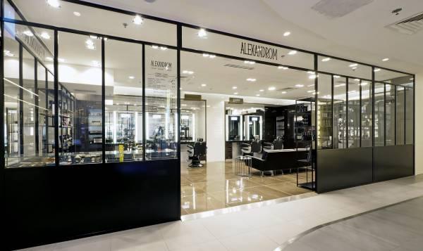 ALEXANDROM (Galeries Lafayette Homme - 1er étage)