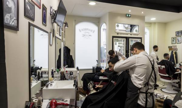 South Side Barber Cannes