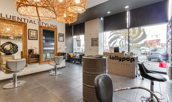 Salon Lollypop Cambell