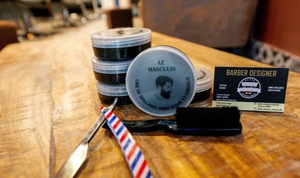 Barber Designer Brequigny