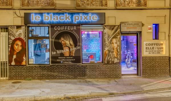 Le Black Pixie