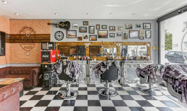 Barber shop Royan The Chill House