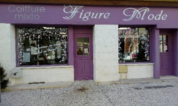 Coiffure figure mode