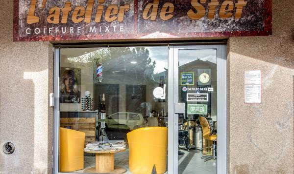 L'atelier de Stef