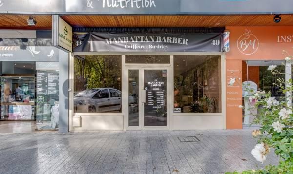 Manhattan Barber