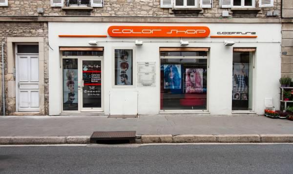 Color Shop Coiffure