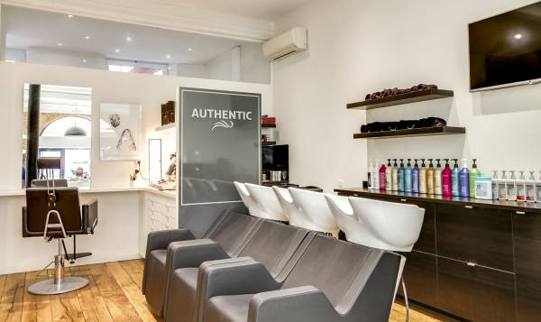 Authentic Coiffure