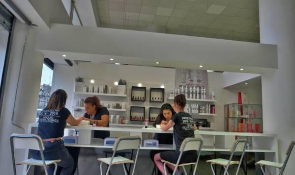 Silvya Terrade - Grenoble - Centre d'application de l'École Privée d'Esthétique et de Coiffure Silvya Terrade