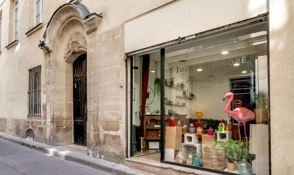 Julien honoré artisan coiffeur
