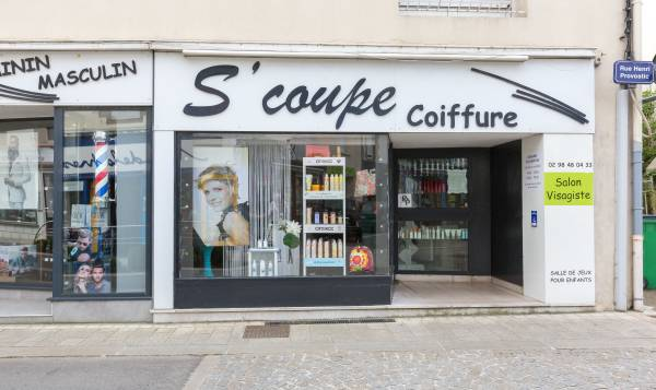 S'coupe Coiffure