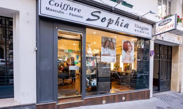 Sophia coiffure