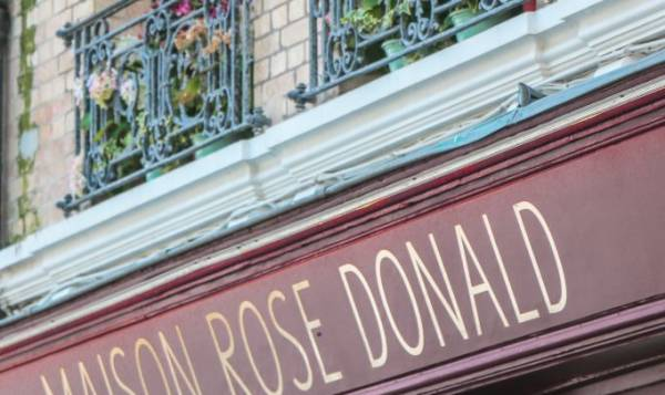 MAISON ROSE DONALD Paris