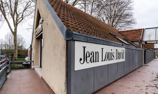 Jean Louis David - Villiers-saint-Frédéric