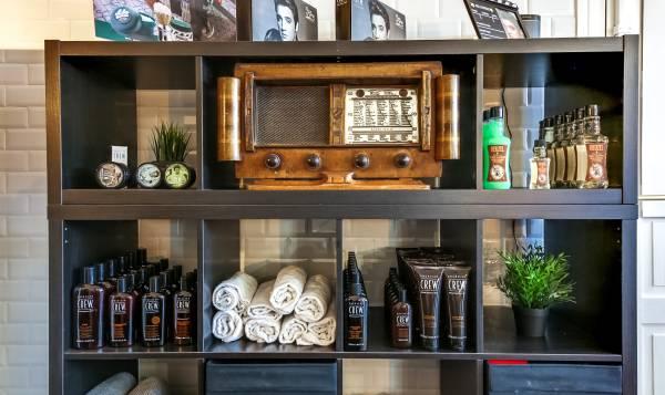 La Couperie Barbershop IntraMuros
