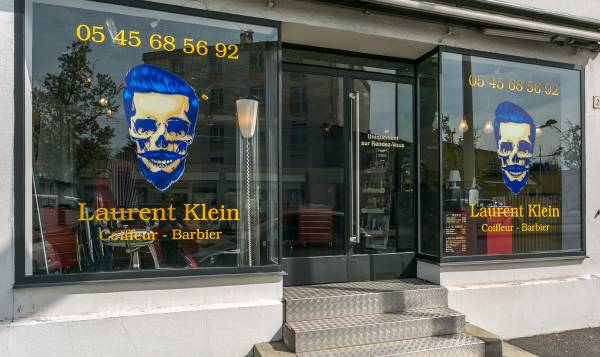 Laurent Klein barbier coiffeur