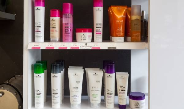 Salon de coiffure Bi-Color