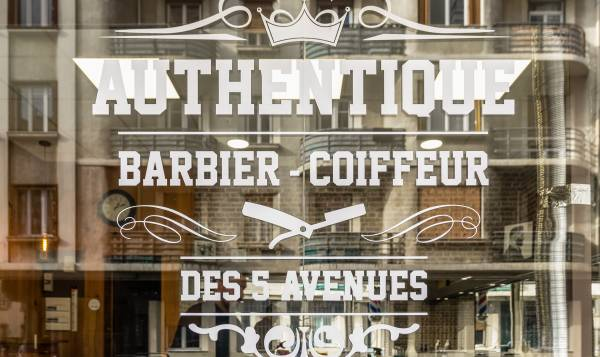 Authentique Barbier