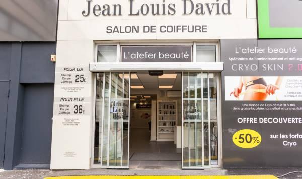 Jean Louis David - Le Mesnil-le-Roi