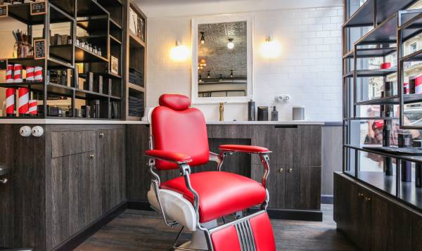 Grizzly Barbershop Paris 8