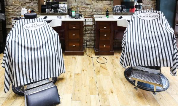 235th BARBERSTREET - Boulogne-Billancourt