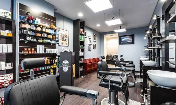L'atelier du barbier