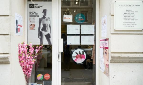 La Manucure de Paris 8 et son Institut