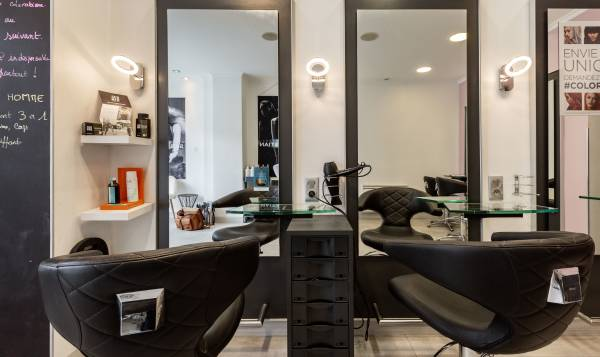 L'Anonyme Coiffeur Biarritz