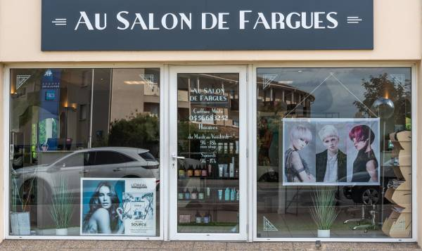 Au salon de Fargues