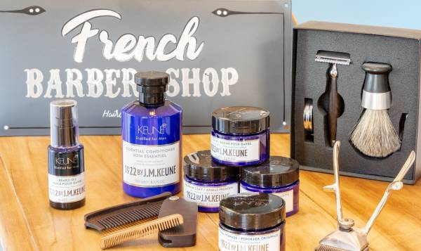 French Barber Shop Issoire