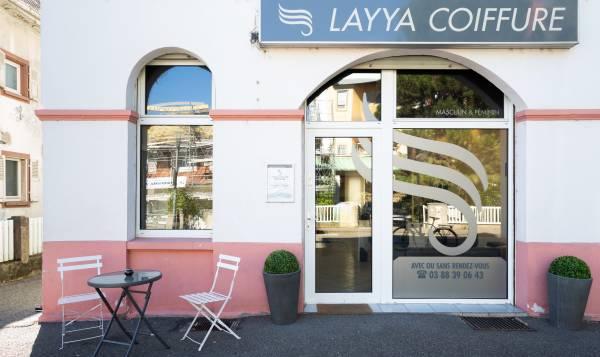 Layya coiffure