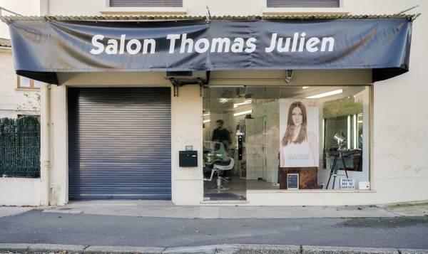 Coiffure mixte Thomas Julien