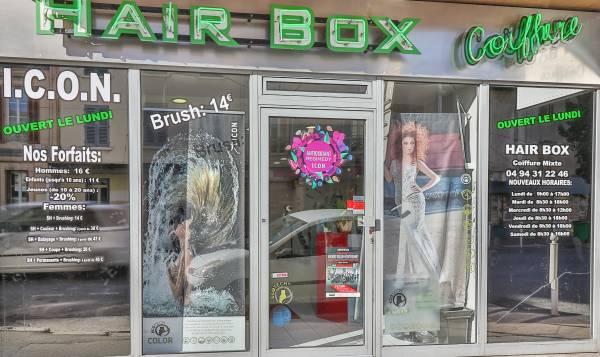 Hair Box