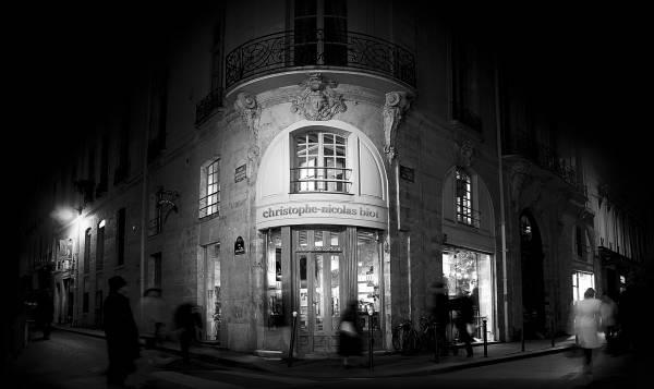 Maison de Coiffure Christophe Nicolas Biot