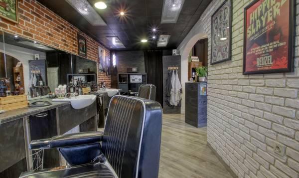 La Couperie Barbershop La Gare.