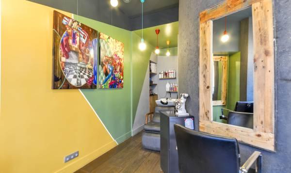 Salon de coiffure - Uno