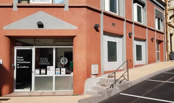 Silvya Terrade - Chalon-sur-Saône - Centre d'application de l'École Privée d'Esthétique et de Coiffure Silvya Terrade
